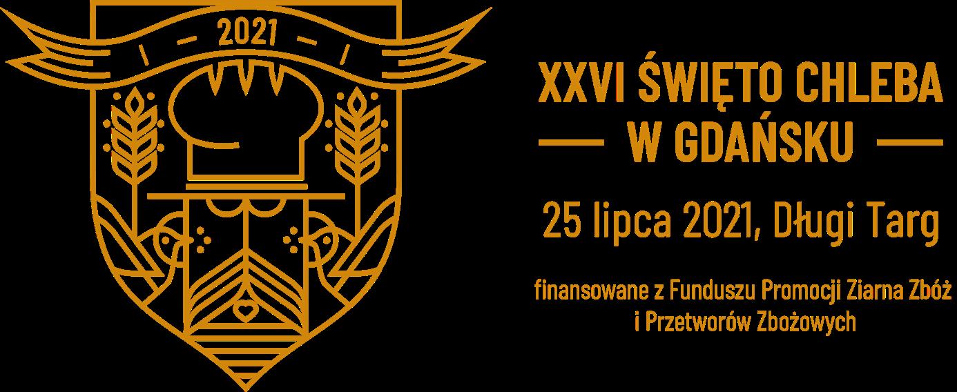 Baner promujący święto chleba wGdańsku
